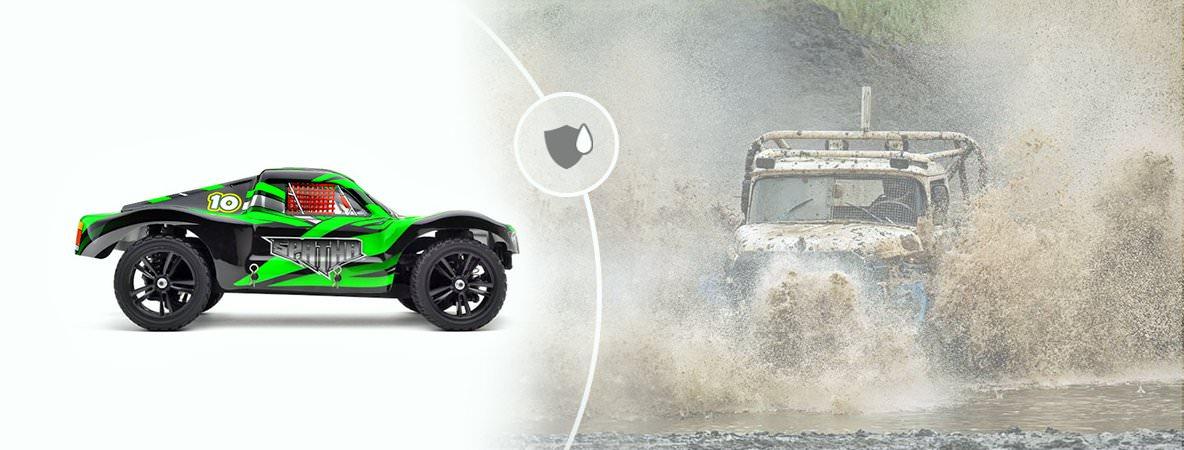 Himoto E10SC 4WD 1:10