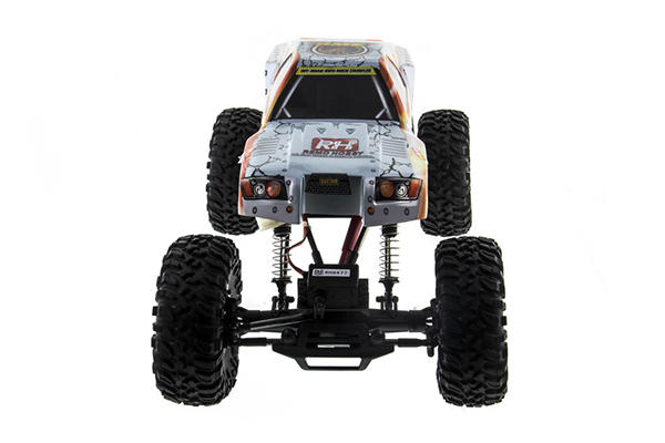 Машинка Remo Hobby Mountain Lion Xtreme 4WD+4WS 1:10