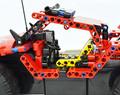 Радиоуправляемый конструктор джип Double Eagle Technics C51001W - купить недорого в Москве в интернет-магазине