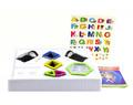 Магнитный конструктор Leqi-Toys 49 деталей - купить недорого в Москве в интернет-магазине