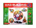Магнитный конструктор Mag-Building 78 деталей - купить недорого в Москве в интернет-магазине