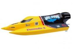 Катамаран радиоуправляемый Joysway Mad Shark 2.4Ghz - JS8203