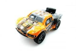 Радиоуправляемый шорт-корс Remo Hobby Rocket Brushless 4WD 1:16
