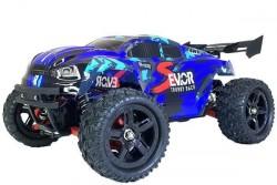 Радиоуправляемая трагги Remo Hobby S EVO-R Brushless UPGRADE 4WD 2.4G 1/16 RTR RH1665UPG