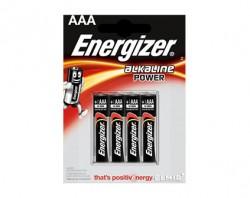 Комплект батареек Energizer AAA для пульта управления (4 шт.) - купить недорого в Москве в интернет-магазине