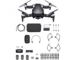 Квадрокоптер DJI Mavic Air Black Fly More Combo - купить недорого в Москве в интернет-магазине
