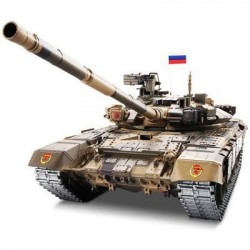 Радиоуправляемый танк Heng Long T90 Russia 1:16 RTR 2.4G - 3938-1 V6.0