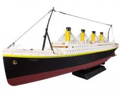Радиоуправляемый корабль Титаник Heng Tai RTR 2.4G HT-757T-4020