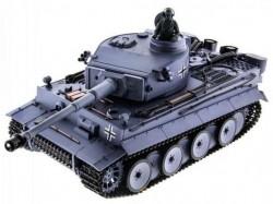 Радиоуправляемый танк Heng Long German Tiger масштаб 1:16 2.4Ghz - 3818-1 V6.0