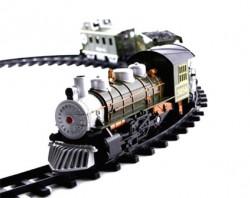 Детская железная дорога Huan Qi 3700-3A - купить недорого в Москве в интернет-магазине