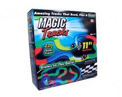 Гоночный трек Magic Tracks 220 - купить недорого в Москве в интернет-магазине