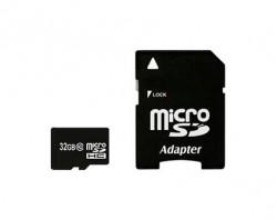 Карта памяти Micro SDHC 32Gb class 10 - купить недорого в Москве в интернет-магазине