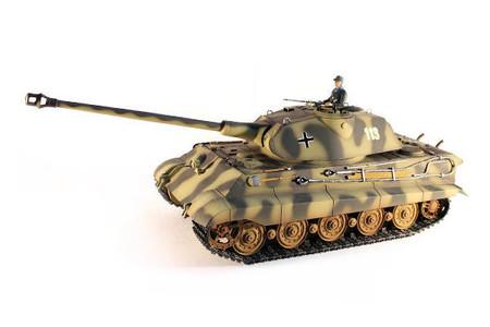 Радиоуправляемый танк Taigen KingTiger HC 1:16 TG3888-1HC