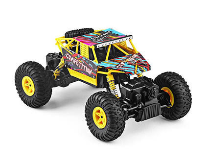 WL Toys 4WD RTR 1:18 2.4G WLT 18428-С
