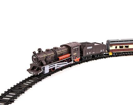 Железная дорога 325 см EUROEXPRESS K-1601A - купить недорого в Москве в интернет-магазине