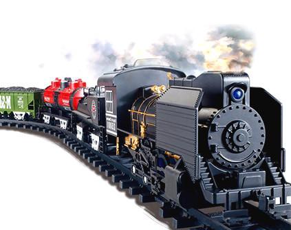 Детская железная дорога Huan Qi 3510-3A - купить недорого в Москве в интернет-магазине