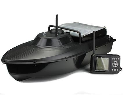 Радиоуправляемый катер Jabo 2BL для рыбалки - купить недорого в Москве в интернет-магазине