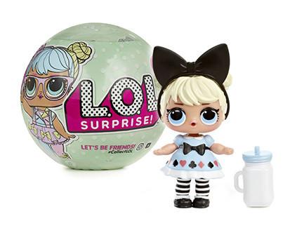 Кукла-сюрприз в шаре LOL Surprise Серия 2 18 шт - купить недорого в Москве в интернет-магазине