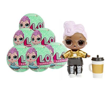 Кукла-сюрприз в шаре LOL Surprise Серия 2 6 шт - купить недорого в Москве в интернет-магазине
