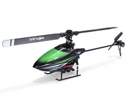 Вертолет MJX F648 - купить недорого в Москве в интернет-магазине