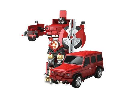Радиоуправляемый робот-трансформер MZ Mercedes G55 1:14 2370PF - купить недорого в Москве в интернет-магазине