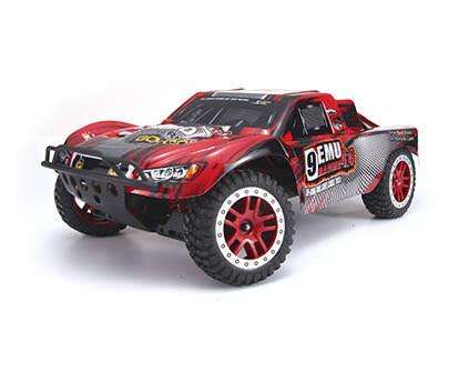 Радиоуправляемый шорт-корс трак Remo Hobby Truck 9emu 4WD RTR 1:10 2.4G
