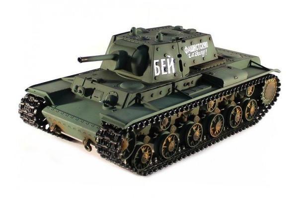 Радиоуправляемый танк Taigen Russia KV-1 HC TG3878-1HC