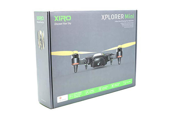 Квадрокоптер XIRO Xplorer Mini D White