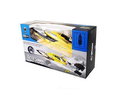 Радиоуправляемый катер WLtoys Tiger-Shark WL912 - купить недорого в Москве в интернет-магазине