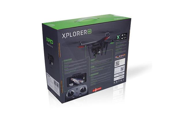 Квадрокоптер XIRO XPLORER 4K