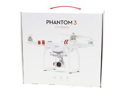 Квадрокоптер DJI Phantom 3 Standard купить в Москве