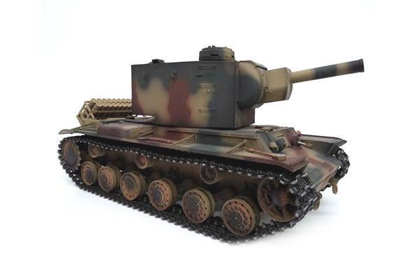 Радиоуправляемый танк Torro Russia KV-2 1:16