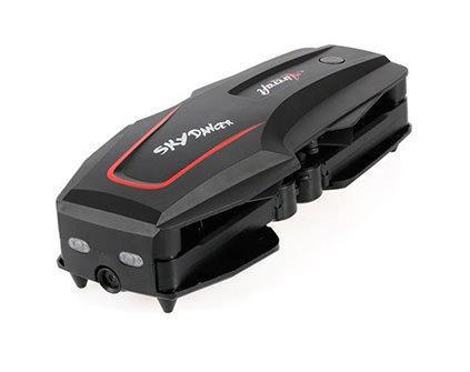 Радиоуправляемый складной селфи-дрон WLToys Q626 с Wifi FPV 720p HD-камерой - купить недорого в Москве в интернет-магазине
