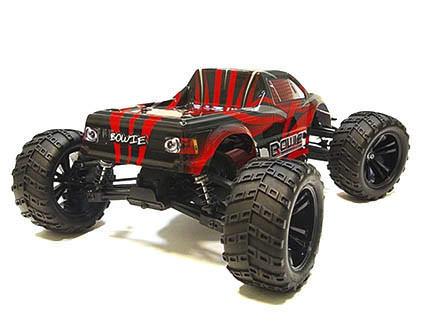 Радиоуправляемый монстр Himoto Bowie E10MT 4WD RTR - купить в Москве машину в масштабе 1:10
