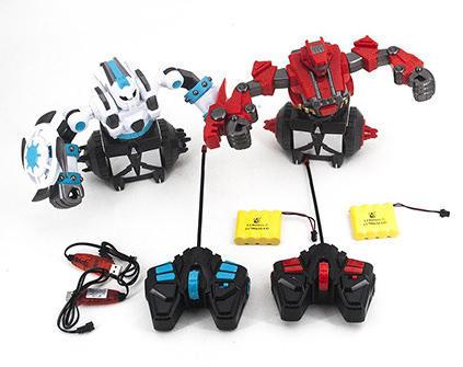 Радиоуправляемый бор роботов Crazon Battle Armor 17XZ01B - купить недорого в Москве в интернет-магазине