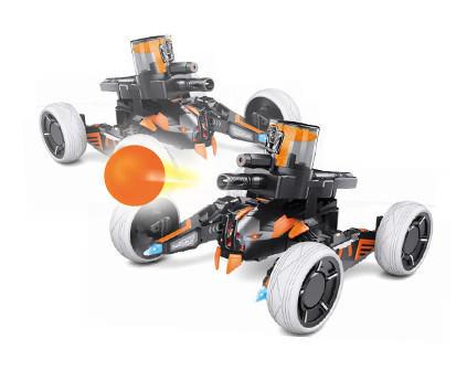 Радиоуправляемая боевая машина Keye Toys Space Warrior KT702 - купить недорого в Москве в интернет-магазине