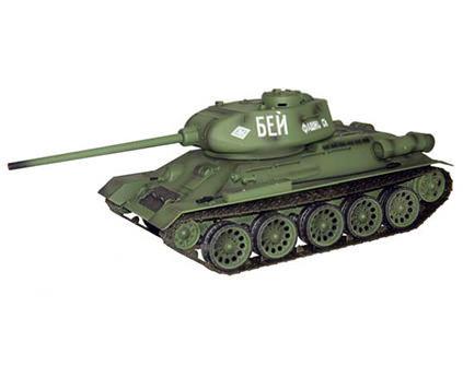 Радиоуправляемый танк Heng Long Russia Т 34-85 1:16