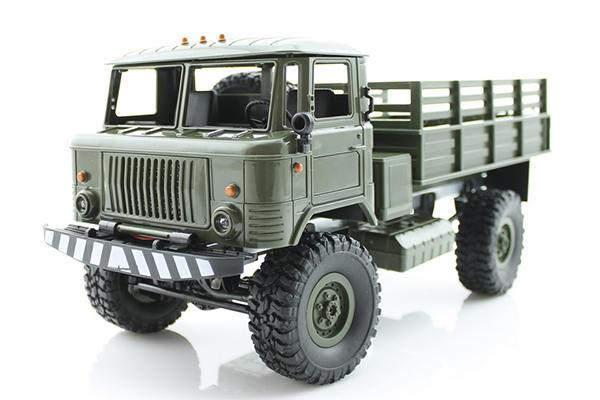 Машинка WPL ГАЗ 66 1:16 4WD
