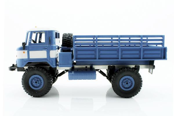 Машинка WPL ГАЗ 66 1:16 4WD Синий