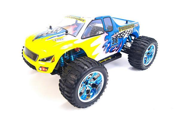 Машинка HSP Brontosaurus PRO 4WD 1:10