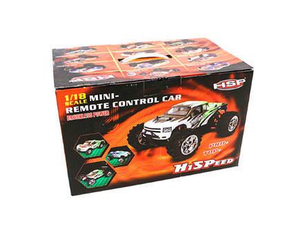 Радиоуправляемая машинка HSP Knight 1:18 MT 4WD - купить недорого в Москве в интернет-магазине