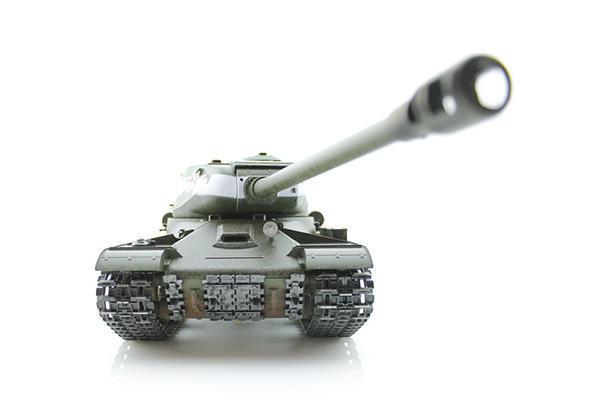 Радиоуправляемый танк Taigen TG3928-1G 1:16 ИС-2 для танкового боя