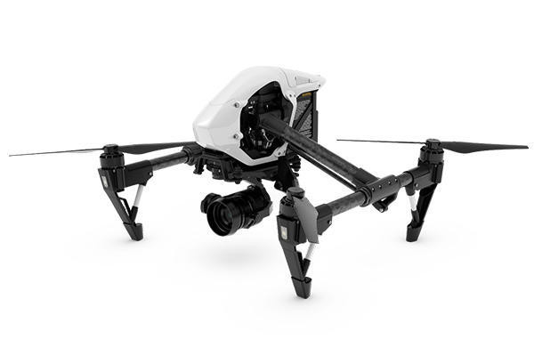 Квадрокоптер dji inspire 1 raw профессиональный