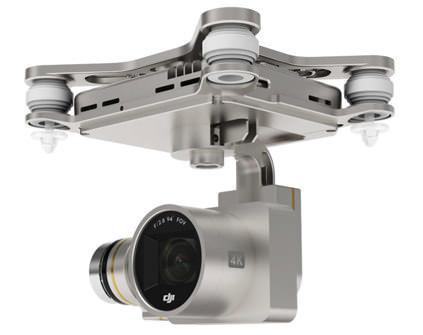 Квадрокоптер DJI Phantom 3 Professional купить с камерой 4k в Москве