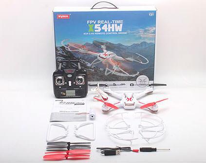 Квадрокоптер Syma X54HW с камерой, купить в Москве