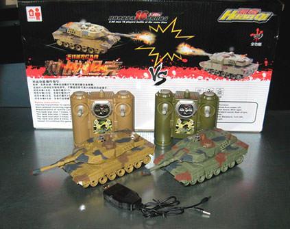 Танковый бой Huan Qi HQ552 Abrams vs Abrams масштаб 1:32