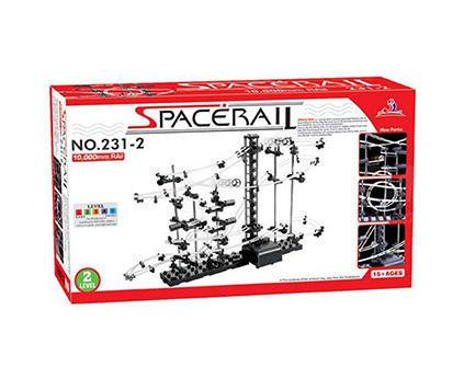 Конструктор SpaceRail 2-231-2 космические горки - купить недорого в Москве в интернет-магазине