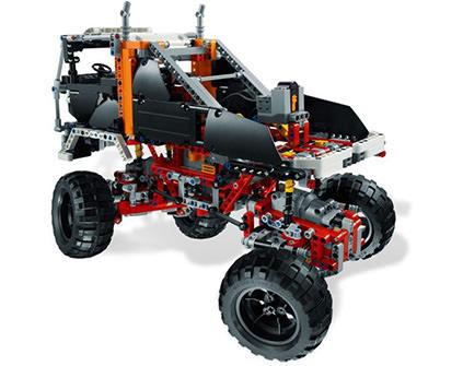 Радиоуправляемый конструктор Внедорожник 4x4 Crawler Lepin Technics 20014 - купить недорого в Москве в интернет-магазине