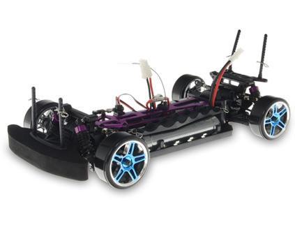 Радиоуправляемая машина для дрифта HSP Flying Fish 1 4WD RTR - купить недорого в Москве в интернет-магазине