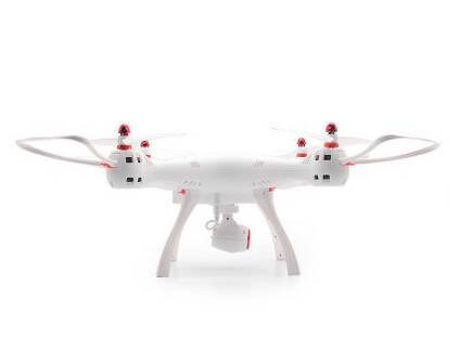 Радиоуправляемый квадрокоптер Syma X8SW - купить в Москве дрона с FPV камерой